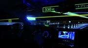 Pioneer présente sa vision du GPS à affichage tête haute