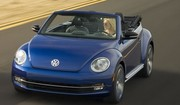 Volkswagen Coccinelle Cabriolet 2013 : Californication style
