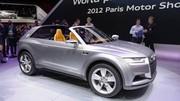 Pas d'Audi Quattro mais un crossover coupé façon Evoque à la place
