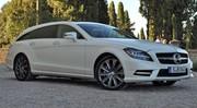 Essai Mercedes CLS Shooting Brake 500 BlueEFFICIENCY : convoyeur de luxe