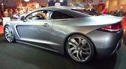 L'Exagon Furtive e-GT au salon de l'auto 2012