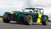 Caterham Seven Superlight R600 : 279 chevaux pour 515 kilos !