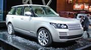 Range Rover Hybride Plug-In : pas pour tout de suite