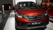 Honda historique pour le CR-V 4