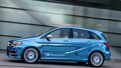 Mercedes Classe B Electric Drive : Les énergies alternatives arrivent… lentement