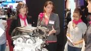 Les femmes investissent les professions de l'automobile