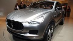 Maserati : bientôt les nouvelles Quattroporte, Ghibli et Levante