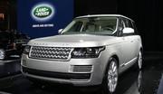 Le Land Rover Ranger Rover en vidéo