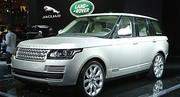Le Range Rover sous la barre des 200 g/km de CO2