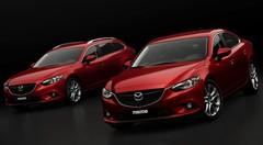 Prix nouvelle Mazda 6 : Break et berline au même tarif