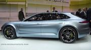 Concept Porsche Panamera Sport Turismo plug-in hybride