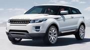 """Range Rover Evoque : élu """"Voiture Féminine de l'année 2012"""""""
