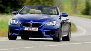 Essai BMW M6 Cabrio