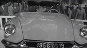 Salon de l'auto 1955 : Citroën invente la DS