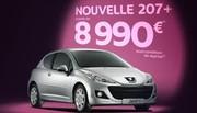 Offensive commerciale sur les citadines chez Peugeot
