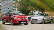 Essai Renault Clio IV vs Peugeot 208 : le choc !