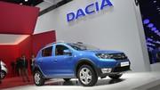 Dacia Logan, Sandero et Sandero Stepway en vidéo