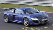 Serait-ce la prochaine Audi R8 GT ?