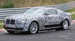 La Rolls Royce Ghost Coupé sur le Nürburgring