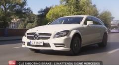 Emission Turbo : Mercedes CLS Shooting Brake, Kia Cee'd / Skoda Octavia,Thomas Dutronc