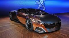 Peugeot Onyx : une nouvelle fois récompensé