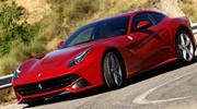 Essai Ferrari F12berlinetta : L'art de filer en douze