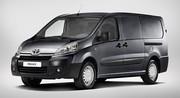 Toyota ProAce : Le cousin nippon des Expert et Jumpy