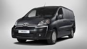 Toyota ProAce : une version rebadgée du Peugeot Expert