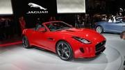 Jaguar F-Type en vidéo