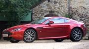 Essai Aston Martin V8 Vantage : l'exclusivité (presque) accessible
