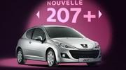Peugeot 207 Plus : Mutation tardive
