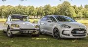 Essai Citroën DS (1970) vs Citroën DS5 (2012) : Usurpation d'identité ?