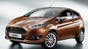 Prix Ford Fiesta restylée : Regain d'agressivité