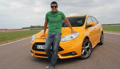 Essai Ford Focus ST par Soheil Ayari