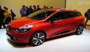 Renault Clio 4 Estate : une version sportive en préparation ?