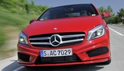 Essai Mercedes A 200 CDI 7G-DCT Fascination : A comme Attaque