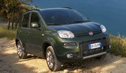 Prix nouvelle Fiat Panda 4x4 : Cocktail unique, addition en augmentation