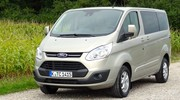 Essai Ford Tourneo Custom : Le Transit du dimanche!
