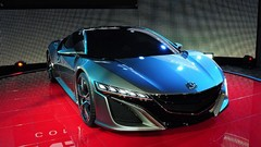 Honda NSX : présentée dès janvier à Détroit ?
