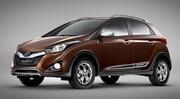 Hyundai HB20X : le crossover de Piracicaba !