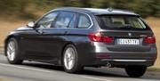 Le BMW Série 3 Touring assume sa vocation de break