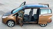 Essai Ford B-Max : l'effet whaou