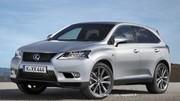 Lexus SUV compact : Attaque par le bas