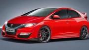 Future Honda Civic Type R: 250 ch