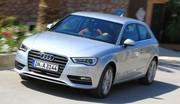 Essai Audi A3 1.8 TFSI 180 S tronic Ambition : Boule de nerfs