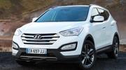 Essai Hyundai Santa Fe 2.2 CRDi 4WD BVA Premium Limited : toujours plus haut