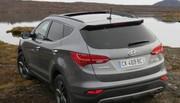 Essai du nouveau Hyundai Santa Fe en Islande