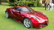 Alfa Romeo 4C : le modèle de série présenté au Salon de Genève 2013 ?
