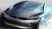 La BMW i4 dévoilée au salon de Los Angeles ?