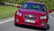Essai Chevrolet Cruze 1.7 VCDi LTZ 5 portes : Pas besoin de plus